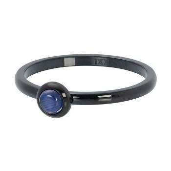 iXXXi Füllring 1 NATURSTEINRING schwarz navy blau - 2 mm