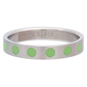 iXXXi Füllring ROUND green - 4 mm
