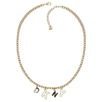 DKNY Kette CHARM gold