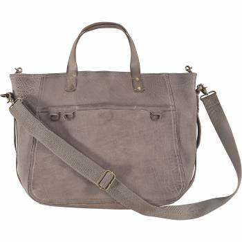 NOOSA ROOTS SHOPPER grey