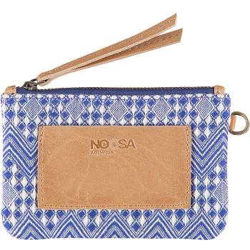 NOOSA ROOTS MINI INNENTASCHE blue white