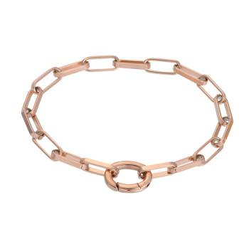 iXXXi Armband SQUARE CHAIN rosé