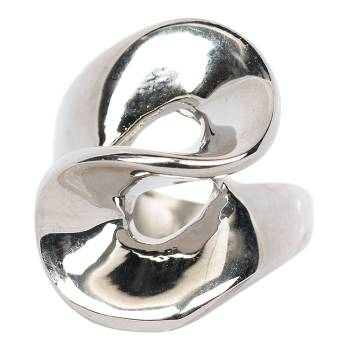 iXXXi Ring WELLE silber
