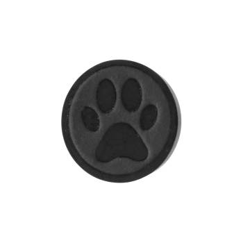iXXXi Aufsatz TOP PART DOG FOOT Ø 6 mm schwarz