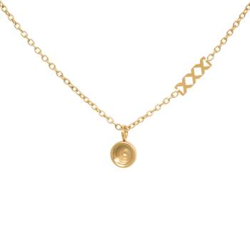 iXXXi KETTE CHAIN TOP PART BASE gold 40 cm